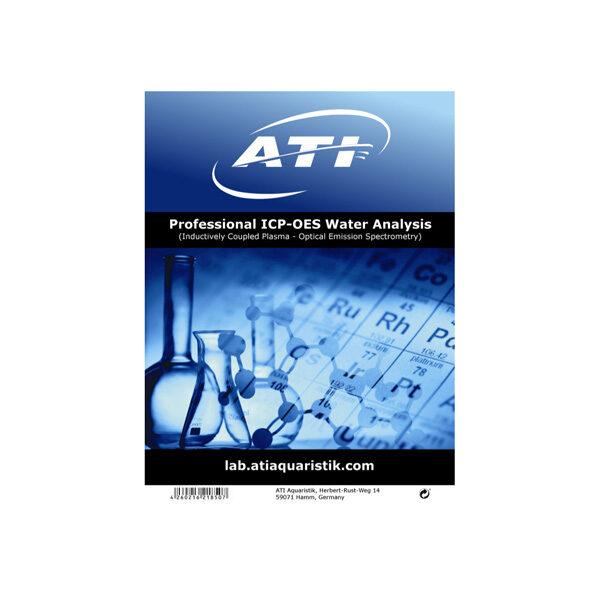 ATI ATI ICP-OES Wasser Analyse