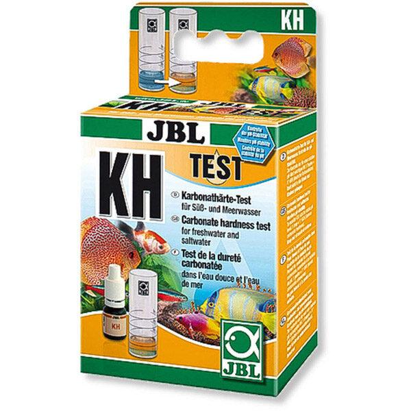 JBL Karbonathärte Test