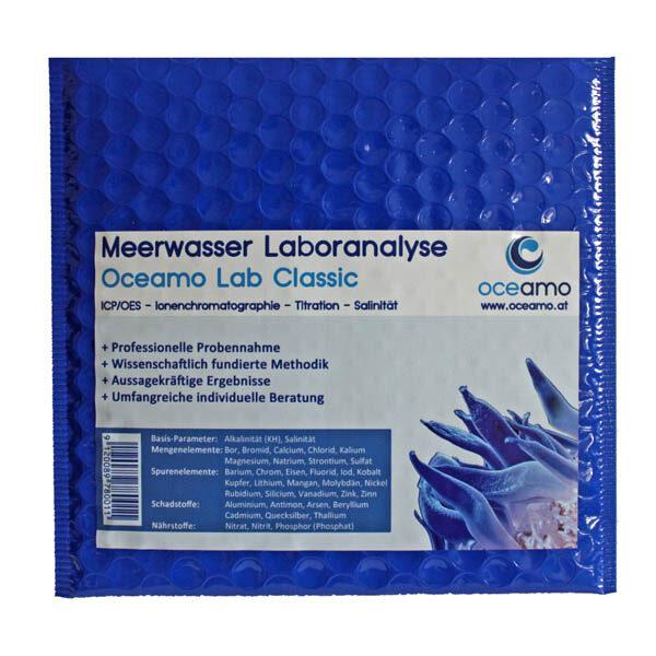 Oceamo Oceamo Lab Classic Meerwasseranalyse